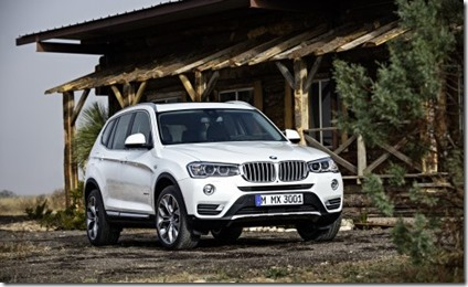 A 67.8% increase in sales of BMW's Greer-produced X3 model translated into a 4% increase in sales across the board for BMW Group in September. (Photo provided)