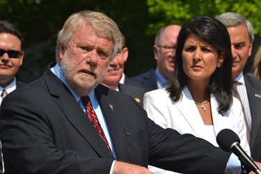 A combination of state and privately funded incentives, including sponsorship of the Family Circle Cup tennis tournament and temporary office space, organized by Commerce Secretary Bobby Hitt and Gov. Nikki Haley helped secure Volvo's planned manufacturing facility near Ridgeville, according to state documents obtained by the Charleston Regional Business Journal. (Photo/File)