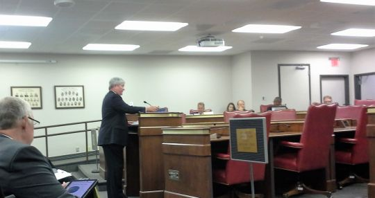 Focus on Santee Cooper during Senate hearing on V.C. Summer project