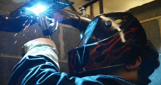 MTC receives $10,000 grant from Dominion to bolster welding program