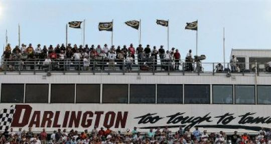 Darlington Raceway packs economic punch