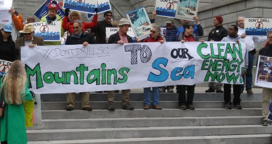 S.C. lawmakers, citizens voice offshore drilling concerns