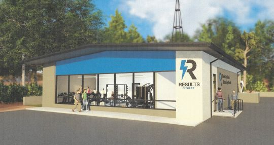 Fitness center to transform vacant building off Garners Ferry