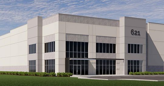 Charlotte company developing industrial building in Blythewood