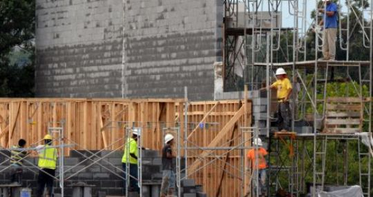 Trade group reports construction employment up in S.C. metro areas