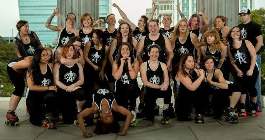 Ten roller derby teams to descend on Columbia