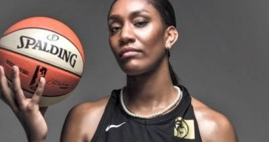 A'ja Wilson to address 2019 WREN summit