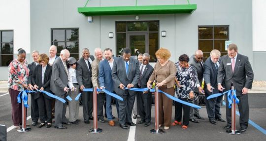 Ritedose Corp. opens new facility at MTC