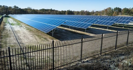 New solar park marks SCE&G's completion of state-established goal