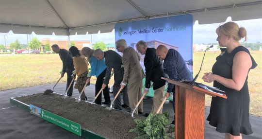 Lexington Medical Center expands to Northeast Columbia
