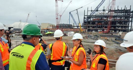Pace of V.C. Summer nuclear project 'quickening'