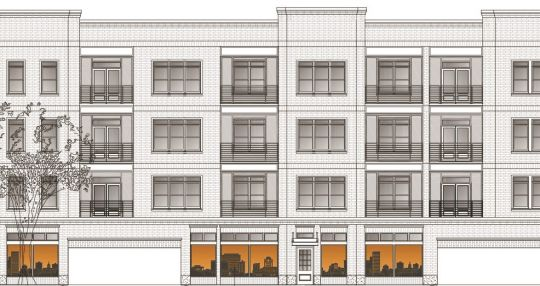 Plans moving forward for downtown apartment building