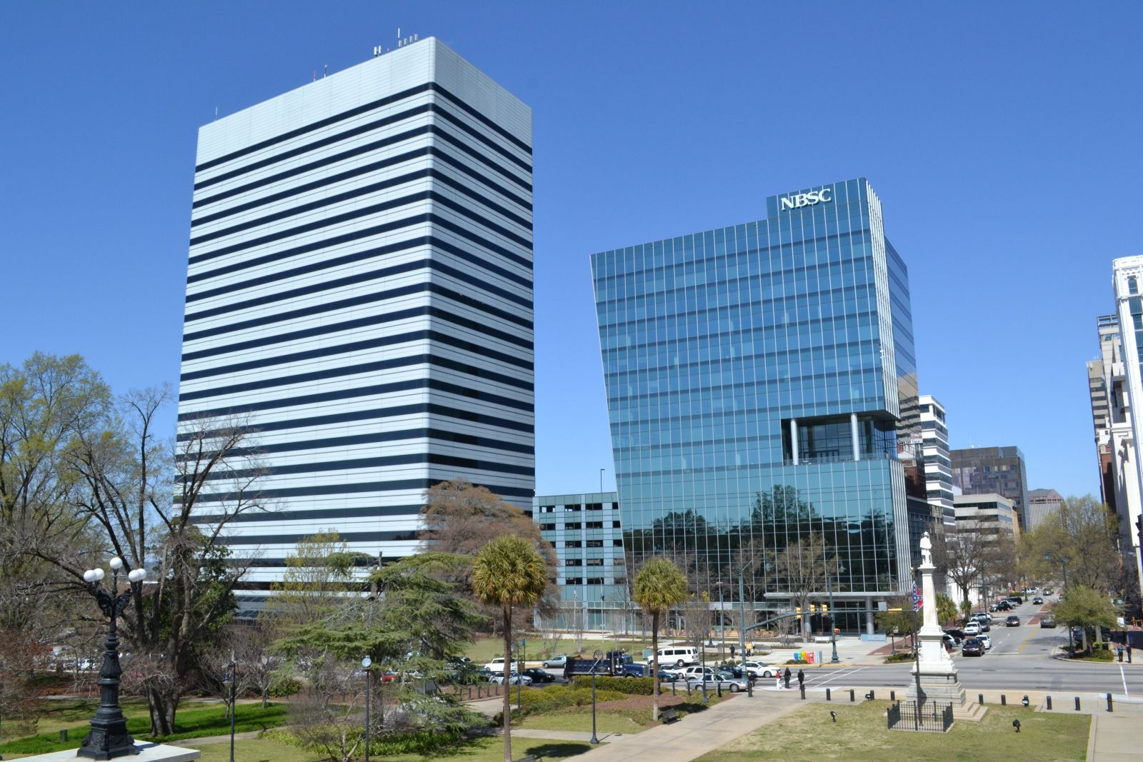 The Capitol Center building's sale was one of four transasction driving an active third quarter in Columbia's Central Business District. (Photo/Provided)