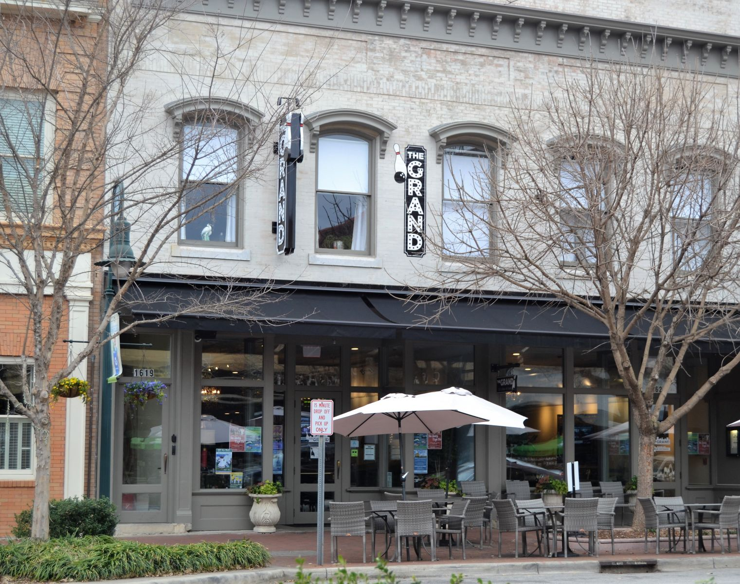 The Grand on Main, a boutique bowling alley and restaurant, is an example of a recent downtown renovation project that took advantage of historic tax credits. (Photo/Melinda Waldrop)