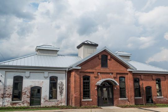 The former Bakery building at Commons at BullStreet has been renovated for SOCO, a co-working site, and Iron Yard, a coding school. (Photo/Sean Rayford)