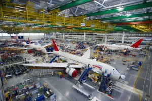 The Boeing facility in Charleston spearheads a state aerospace industry that boasts an economic impact of $19 billion. (Photo/Provided)