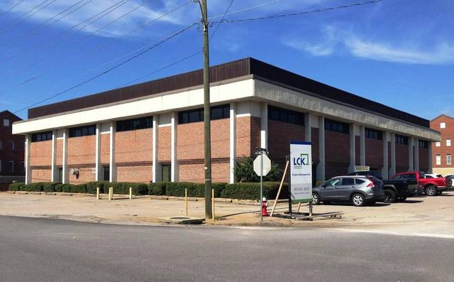 Current building at 1101 Williams Street PHOTO/PROVIDED