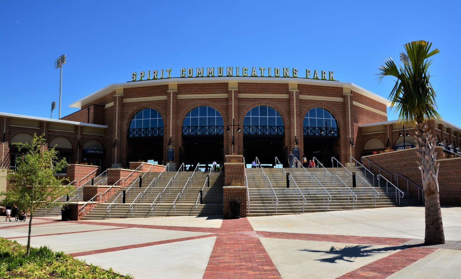 Merger means name change for Spirit Communications Park