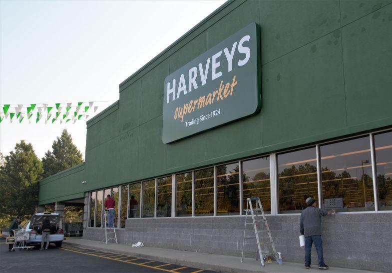 Bi Lo Stores >> 3 Bi Lo Stores In Columbia Rebranded As Harveys Columbia Business
