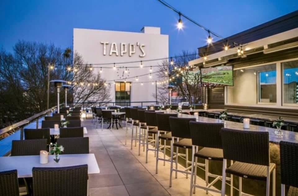 Hendrix Named To List Of Best Rooftop Restaurants Columbia