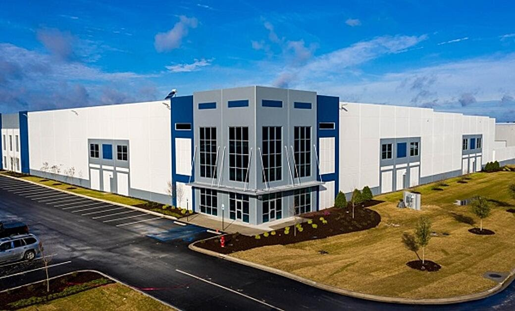 TreeHouse Foods has leased 150,000 square feet in the Midway Logistics IV building, bringing the Lexington County Industrial Park property to full occupancy. (Image/Provided)
