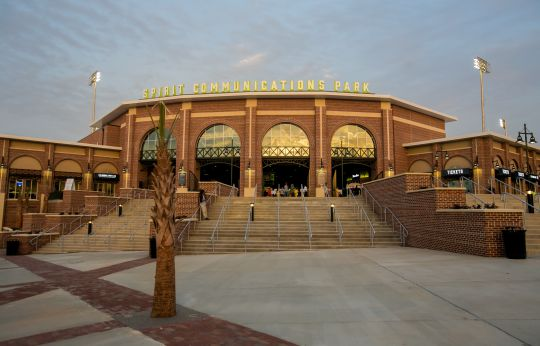 The Columbia Fireflies are hosting a job fair Saturday from 10 a.m. to 2 p.m. at Spirit Communications Park. The team is looking to fill 300 part-time and seasonal jobs. (Photo/Provided)