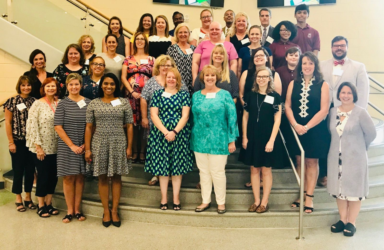 Twenty-five educators from Lexington School District Two received grants totaling $20,000 from Colonial Life. (Photo/Provided)
